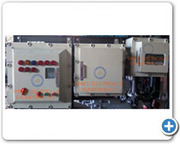 FLAMEPROOF AUTOMATIC CONTROL SYSTEM